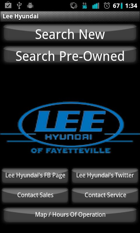 Lee Hyundai - screenshot