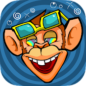 Crazy Drunk Monkey