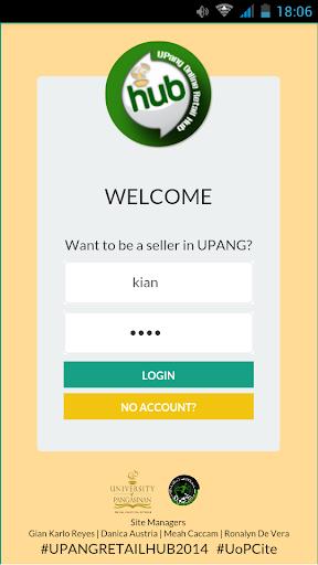 UPang Retail Hub