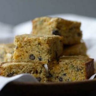Cornbread with Black Beans and Cheddar Cheese