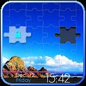 Samsung Blocks Go Locker Theme icon