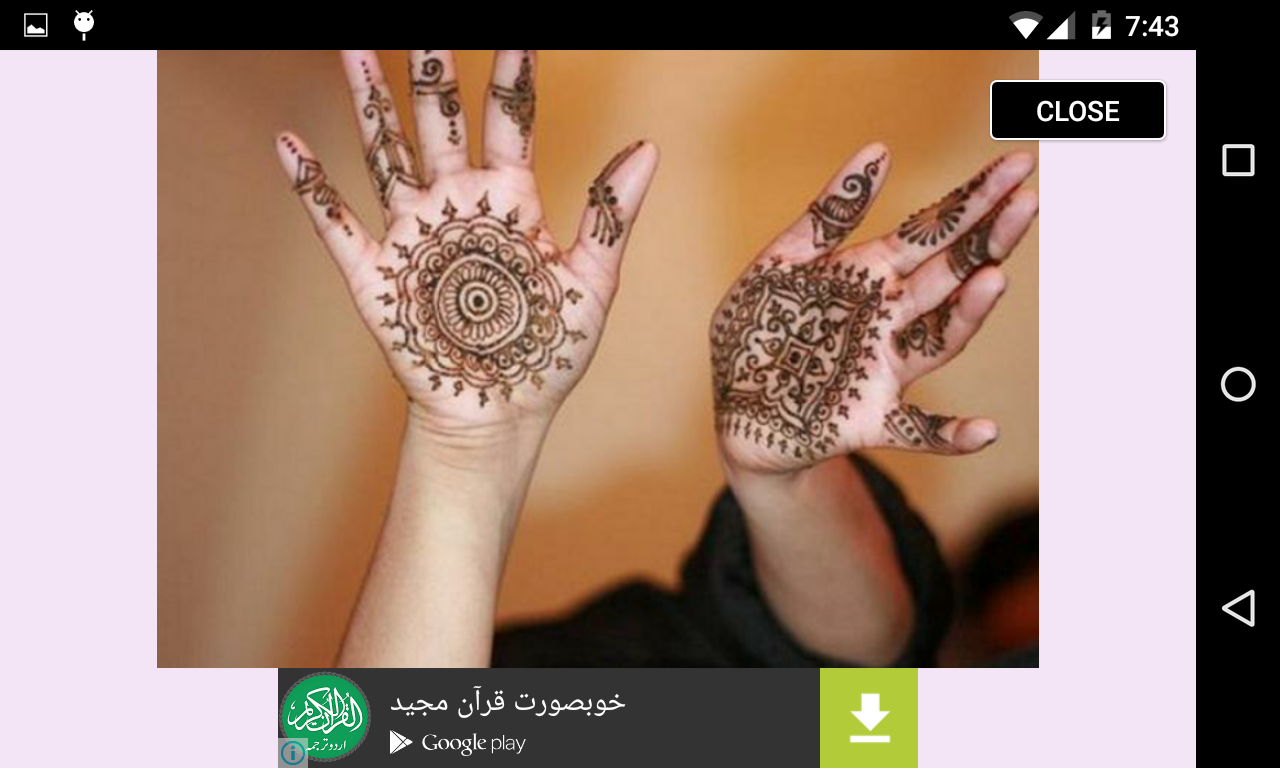Latest Mehndi Designs 2015 Google Play Store Revenue Amp Download