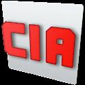 CIA – No Ads logo