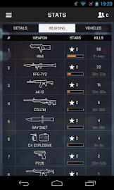Battlelog Screenshot 3