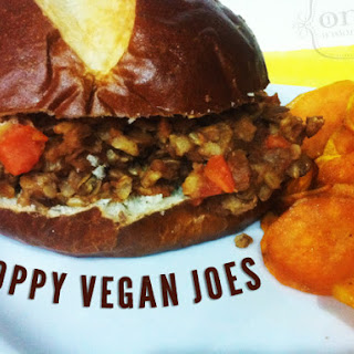 Sloppy Vegan Joe's