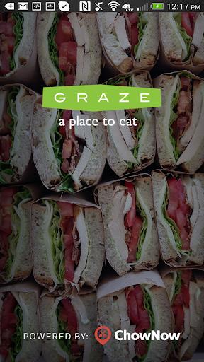 Graze Sandwiches