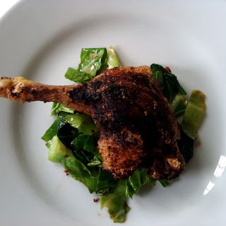 Recipe | Five-spice duck legs.