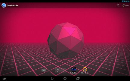 Tunnel Blocker (music vis fix) Screenshot 4