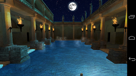 Roman Bath 3D Live Wallpaper APK screenshot thumbnail 18