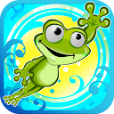 Froggy Splash mobile app icon