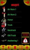 Screenshot of Funny Ringtones Alarms