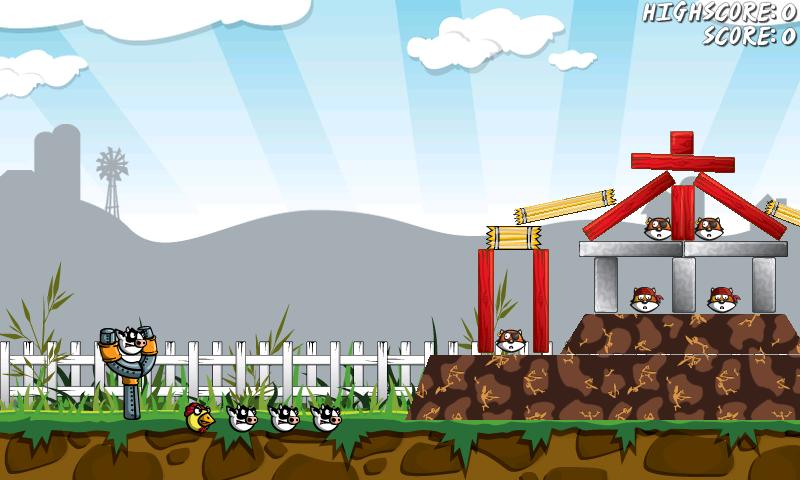 Angry Farm - screenshot