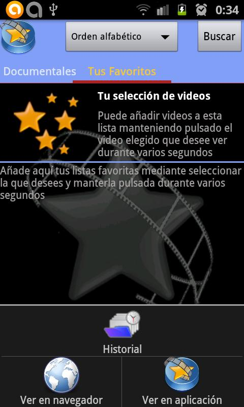 Youtube TV (movies in spanish) - screenshot