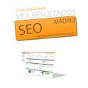 Posicionamiento web SEO logo