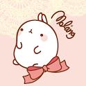 러블리 몰랑이 테마 icon