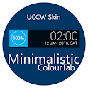 Minimalistic ColourTab icon