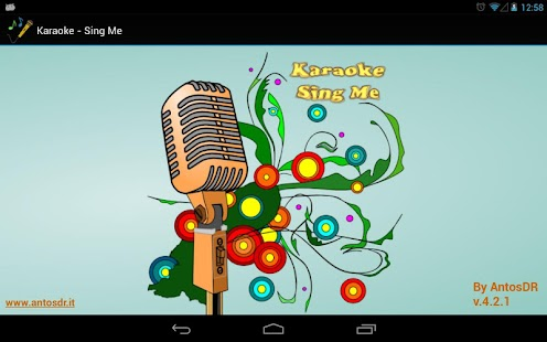 Karaoke - Sing Me mod unlimitted apk - Download latest