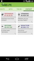 Screenshot of Tiare FM