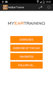 MyEarTrainer - Ear Training - screenshot thumbnail