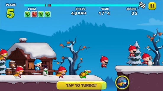 Turbo Kids Screenshot 34