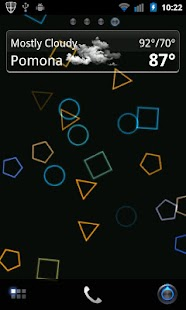 Geo-Phaze Live Wallpaper Basic- screenshot thumbnail