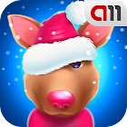 Hangaroo Christmas icon