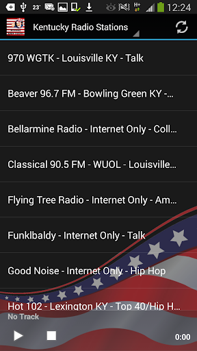 Kentucky Radio Stations USA