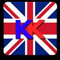 KlearKeys UK Flag Keyboard icon
