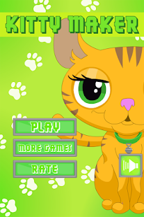 游戏 穿着 猫 小猫