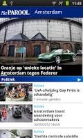 Screenshot of Het Parool Mobile