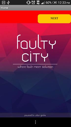 Faulty City