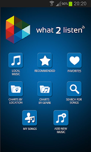 What 2 Listen - screenshot thumbnail