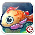 Dream fish aquarium logo