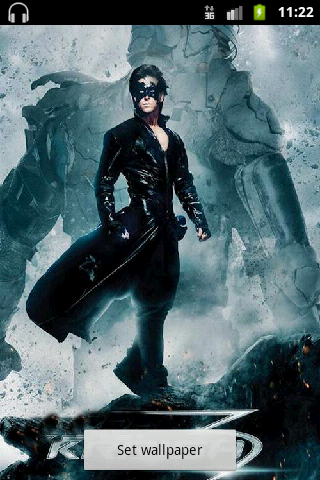 krrish 3 Live Wallpapers - screenshot