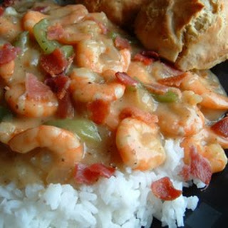 Charleston Shrimp 'n' Gravy.