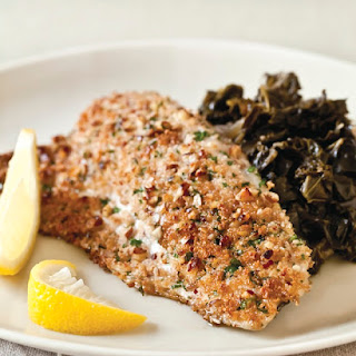 Pan-Seared Trout with Pecan Brown Butter
