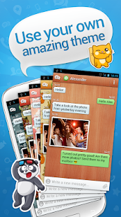 Agent: chat & video calls - screenshot thumbnail