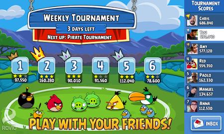 Angry Birds Friends Screenshot 20