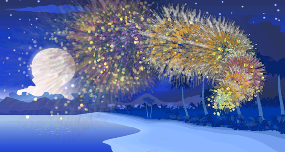 Fireworks- screenshot thumbnail
