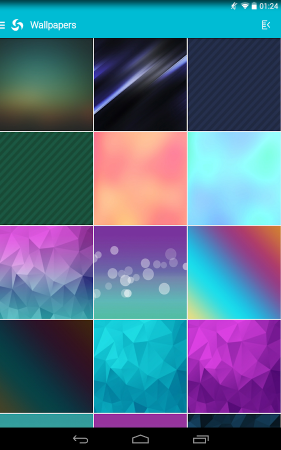 Rifon - Icon Pack - screenshot