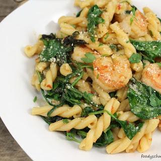 Shrimp Pasta Light Recipes.