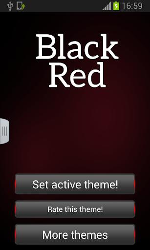 黑色紅色鍵盤