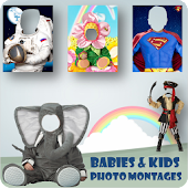 Babies & Kids Photo Montages