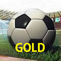 Betting Football  gold icon