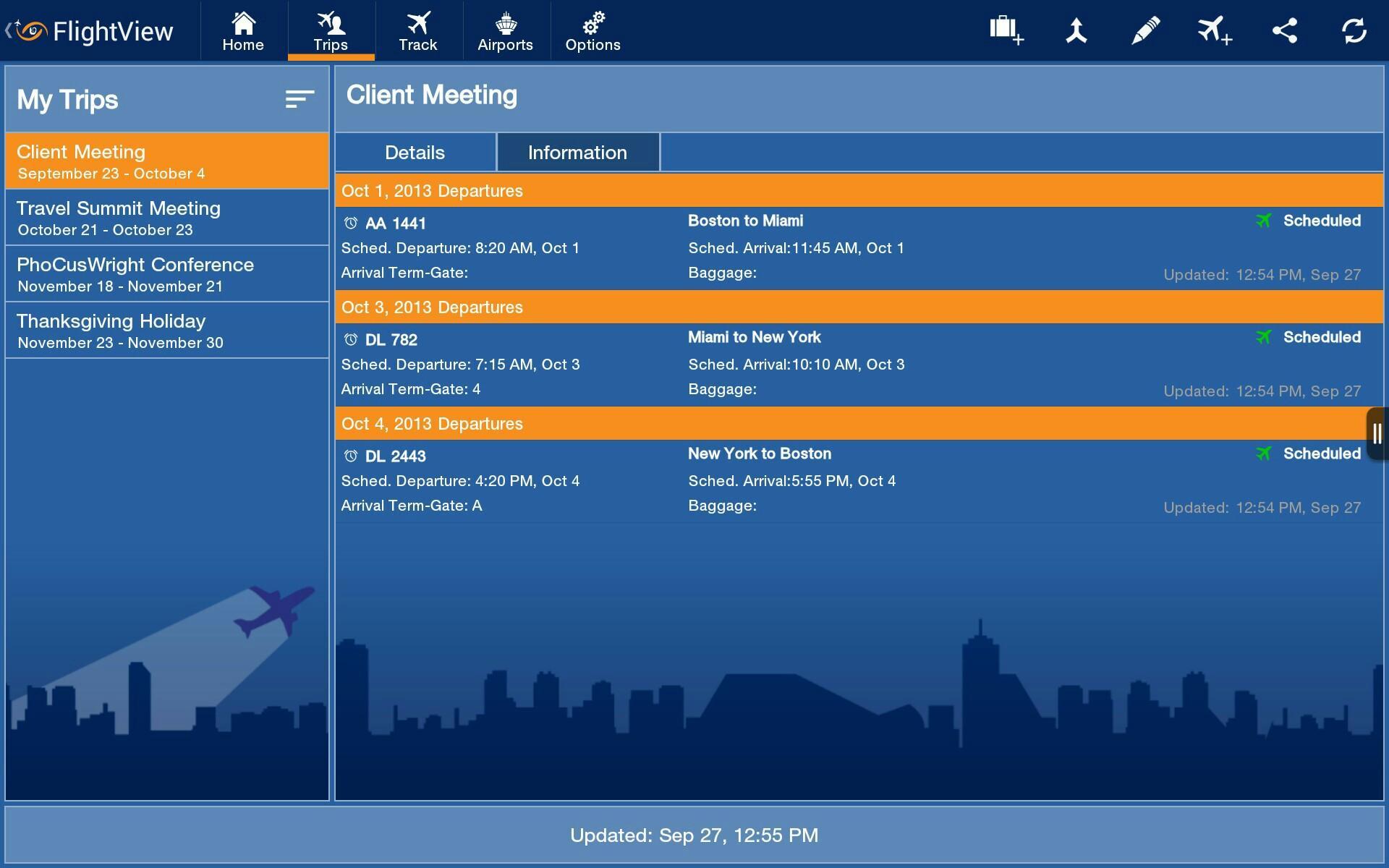 FlightView Elite FlightTracker screenshot #12
