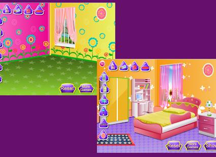 兒童房裝修女孩遊戲 休閒 App-愛順發玩APP