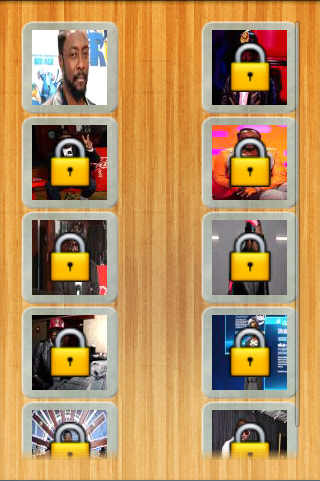 Will.i.Am Puzzle Games - screenshot