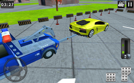 3D Tow Truck Parking Simulator 2.1 screenshot 132353