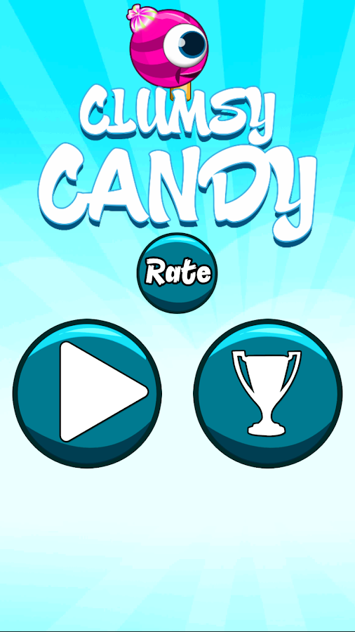 Clumsy Candy - screenshot