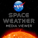 NASA Space Weather Viewer logo